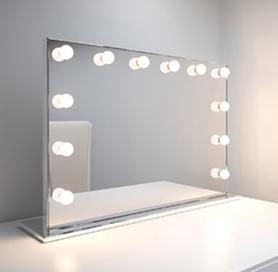 miroir Hollywood